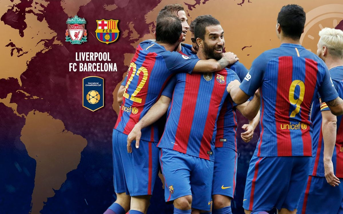 When and where to watch Liverpool v FC Barcelona