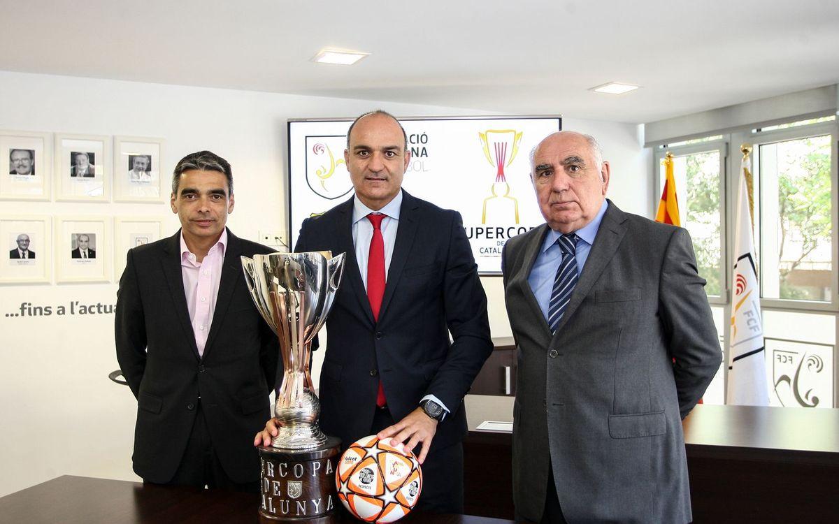 Acuerdo para la disputa de la Supercopa de Catalunya