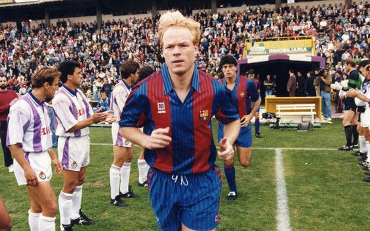 FC Barcelona at the European Championship (Part 1: 1964 to 1992)