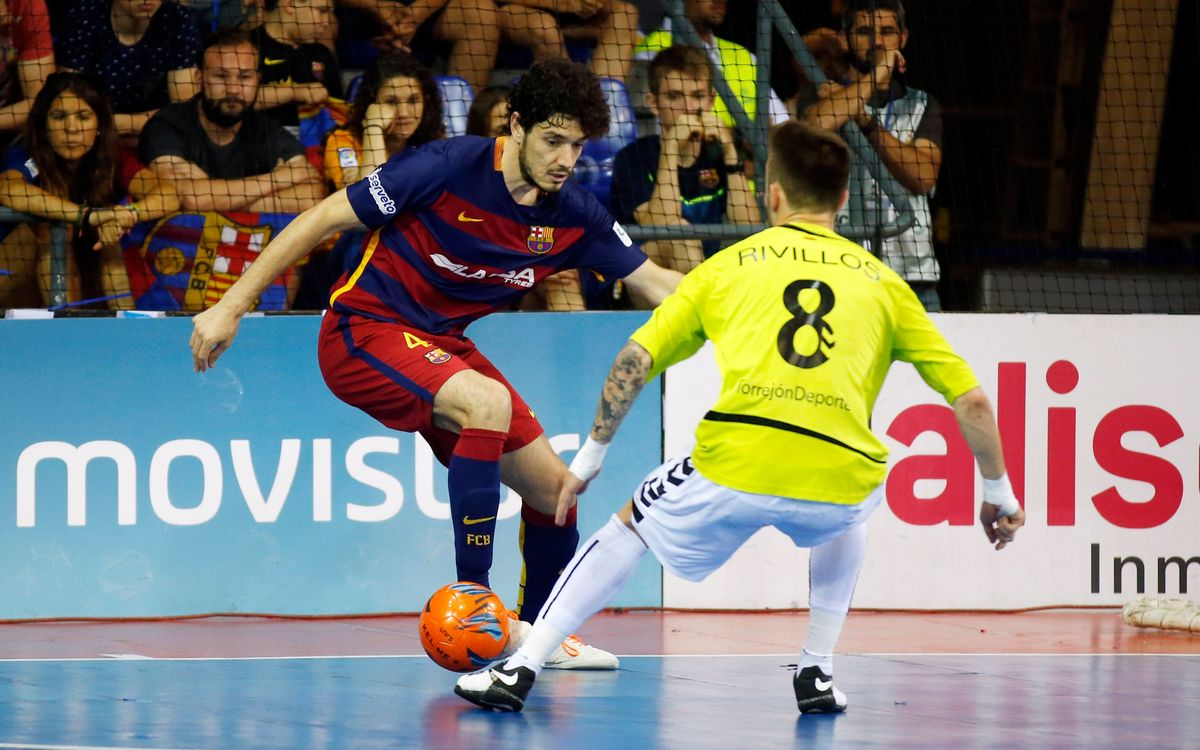 El FC Barcelona Lassa ya piensa únicamente en la International Futsal Cup