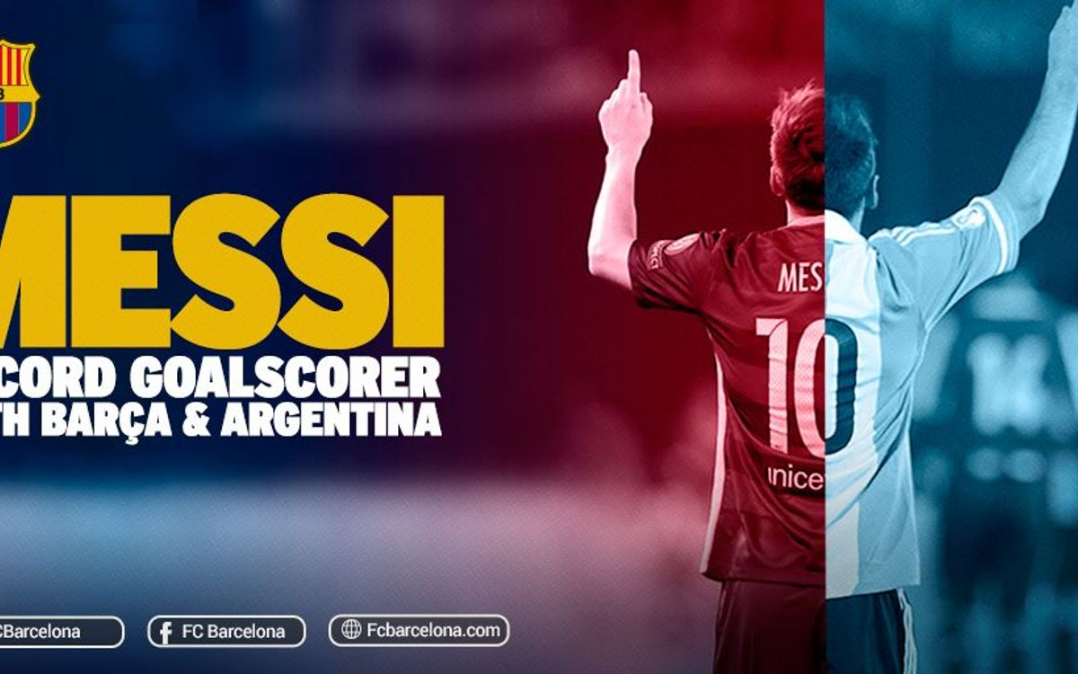 Messi ties Batistuta as Argentina's all-time leading scorer