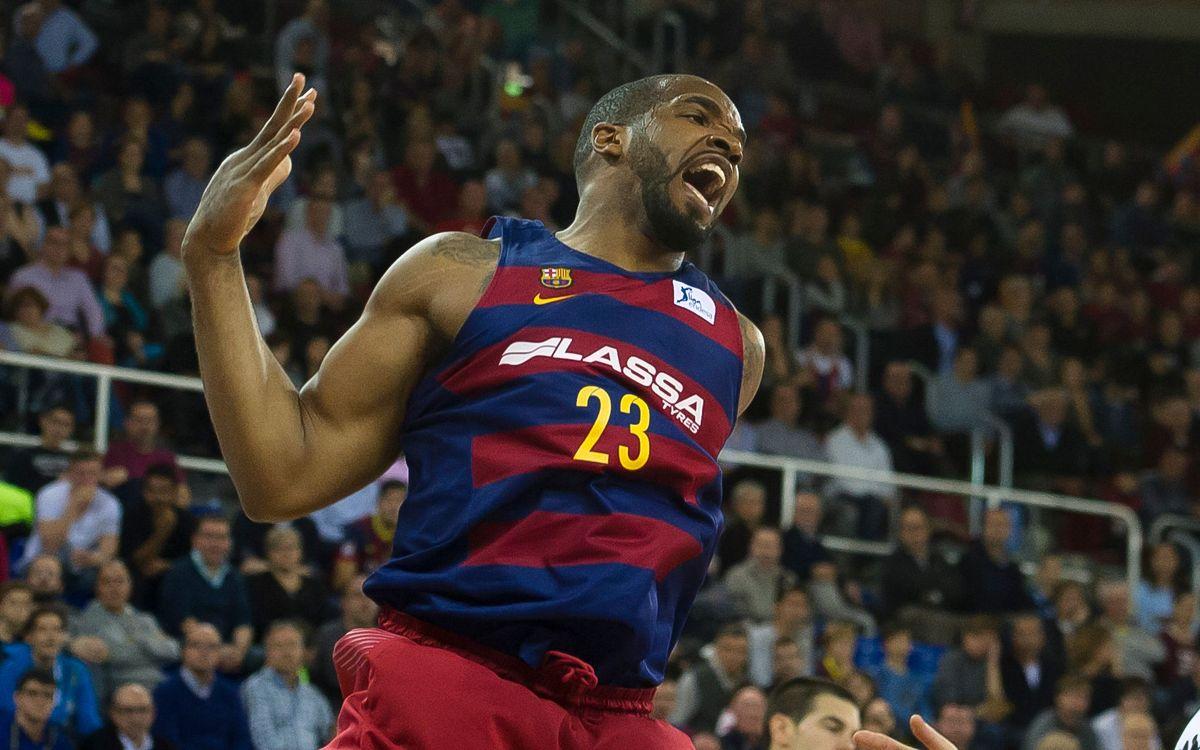 El Barça Lassa, il·lusionat en aquest inici del play-off