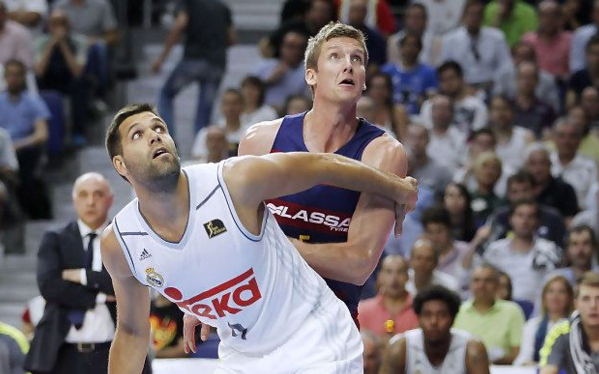 FC Barcelona Lassa fall in Game 4, end season in defeat