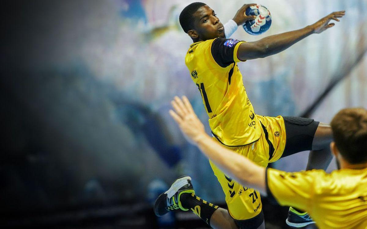 Dika Mem, nuevo jugador del Barça Lassa de balonmano