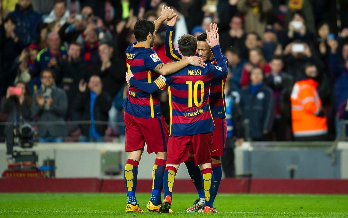 FC Barcelona - Valencia: ¡Clamor a la Liga!