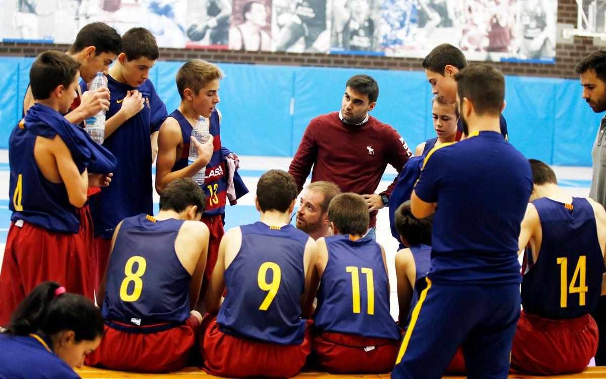 El repàs a l'actualitat del bàsquet formatiu blaugrana (setmana 21)