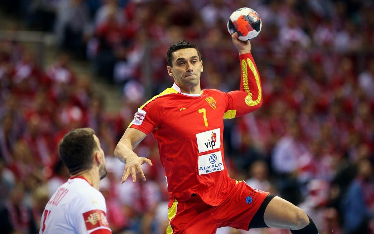 ¿Quién es el máximo goleador del Barça Lassa en el Europeo?