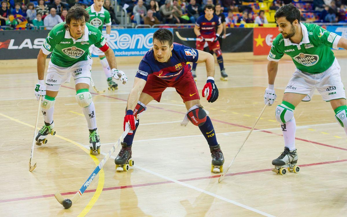 Hockey Club Liceo – FC Barcelona Lassa: Un partit per gaudir-lo