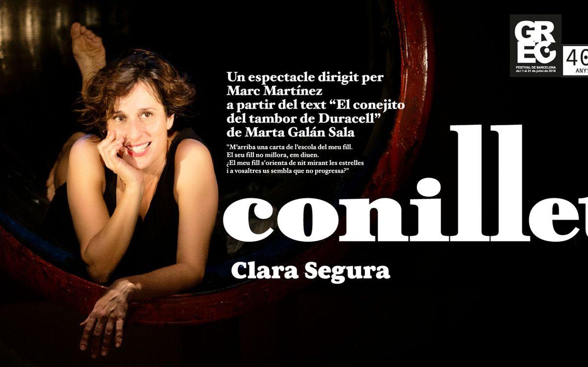 'Conillet', al Teatre Romea amb descompte per als socis