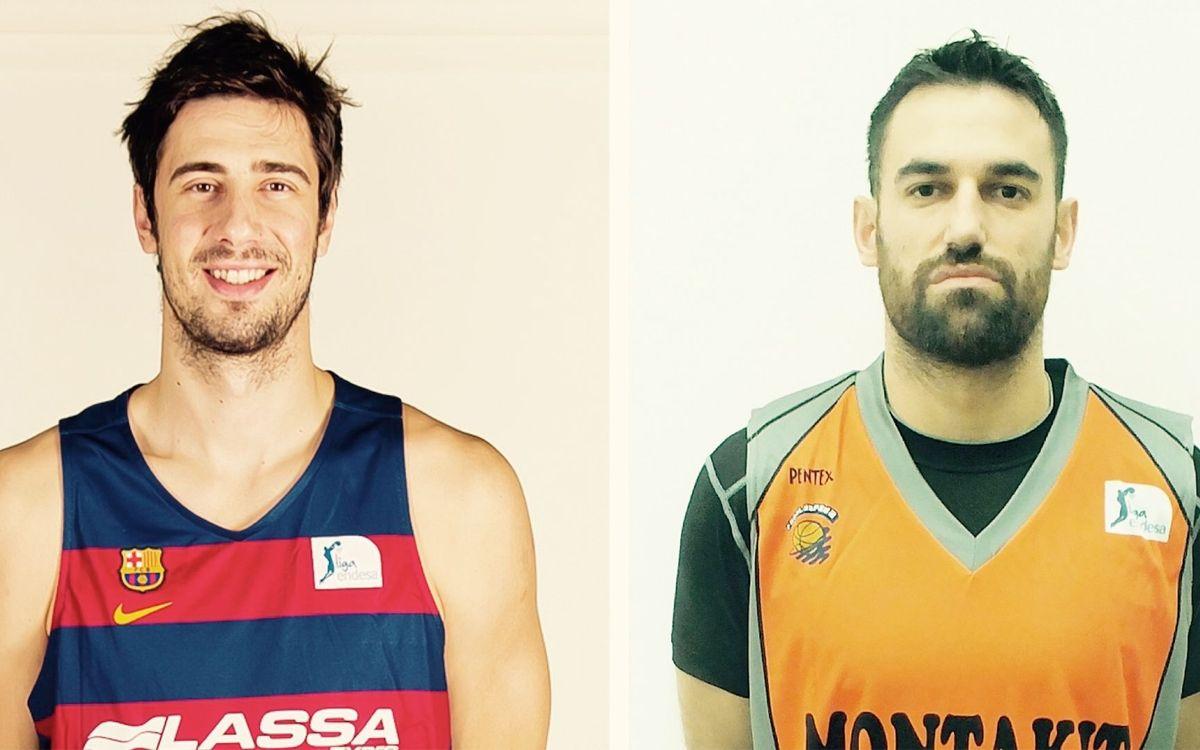 Ante Tomic i Marko Popovic, cara a cara