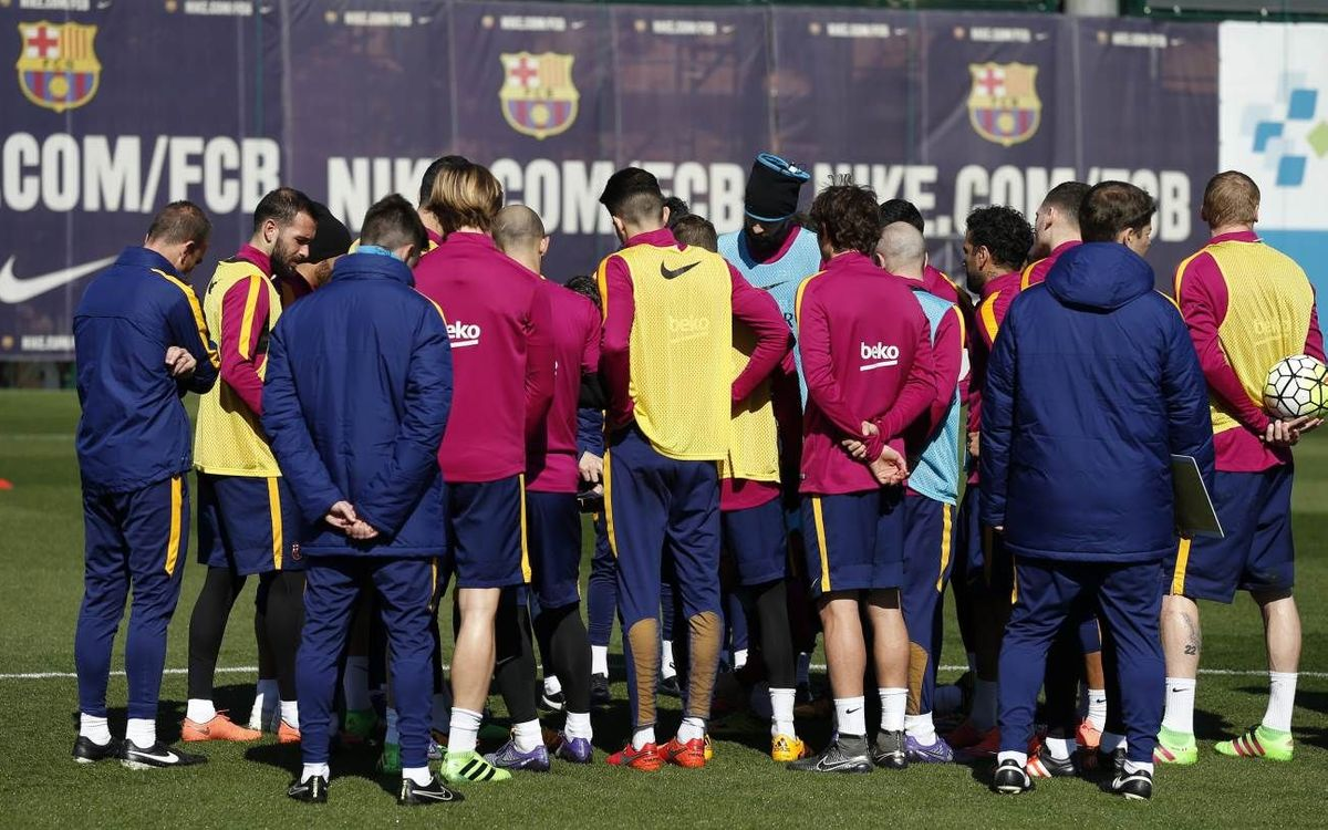 Luis Enrique summons 18 players for match at Rayo Vallecano