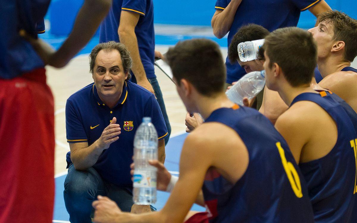 El repàs a l'actualitat del bàsquet formatiu blaugrana (setmana 16)