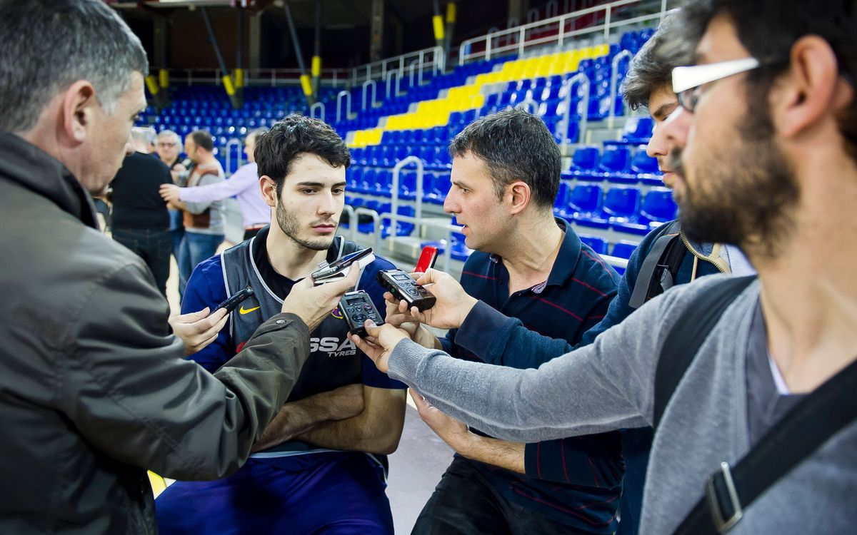 FC Barcelona Lassa reveal all ahead of trip to Copa del Rey 2016
