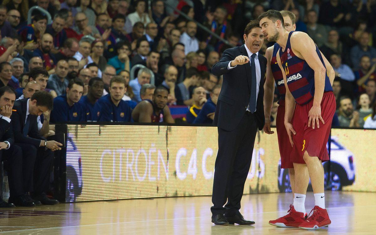 """Xavi Pascual i Satoransky: """"És una victòria de molt mèrit"""""""