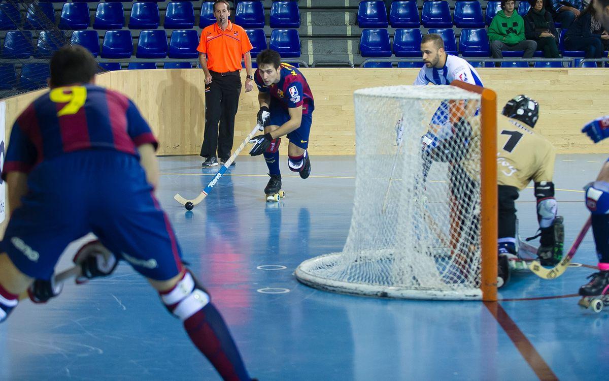 FC Barcelona Lassa - Enrile PAS Alcoi: Amb ganes de seguir sumant