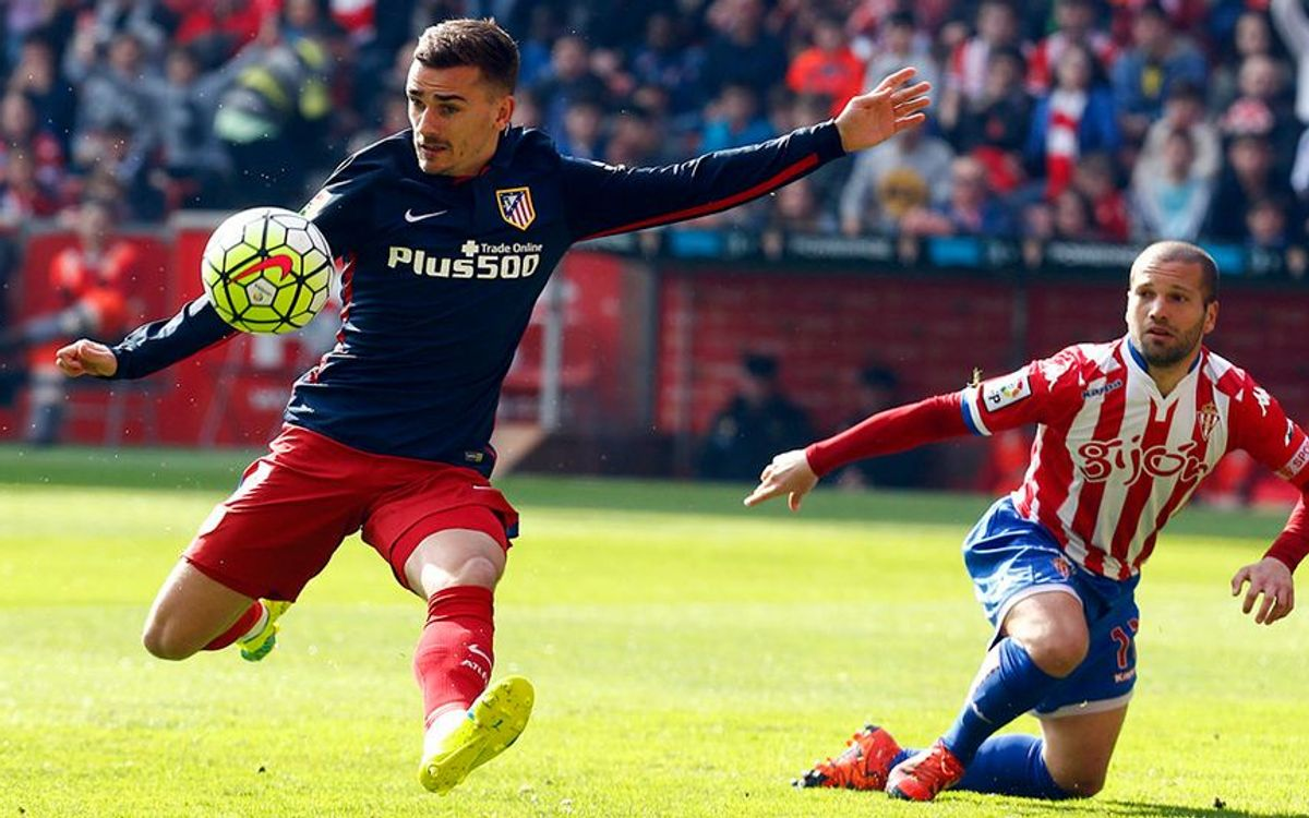 Rival watch: Atlético Madrid stunned by Sporting Gijón, Real Madrid crush Sevilla