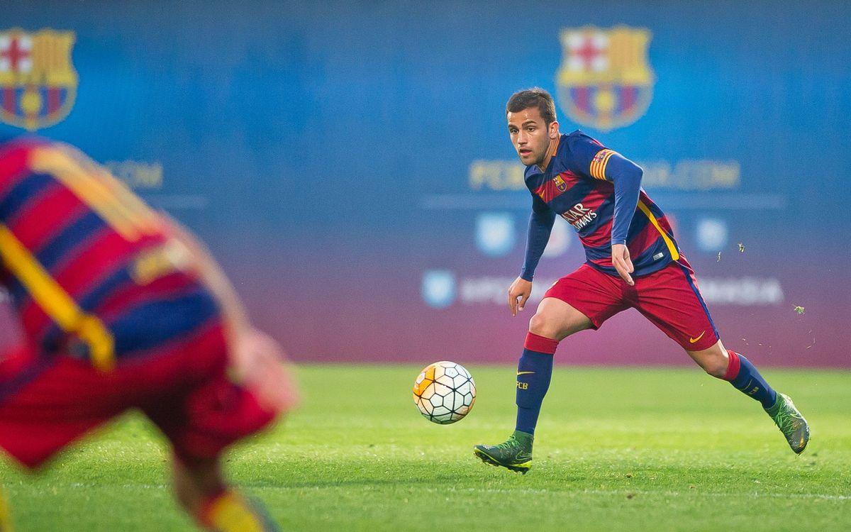 Sant Andreu-Juvenil A: Empate sin goles en el Narcís Sala (0-0)