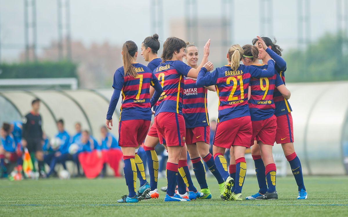 FC Barcelona Femenino - Oviedo Moderno: Final de vuelta a casa