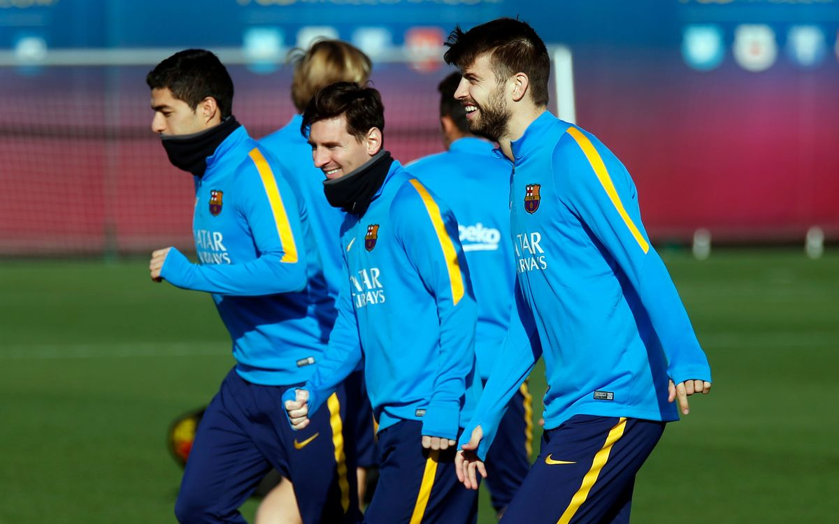 FC Barcelona off for Christmas vacation, will return on 27 December