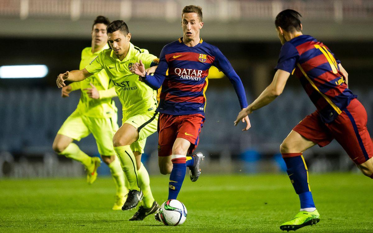 CD Alcoyano-Barça B: Al asalto de El Collao y las posiciones de cabeza