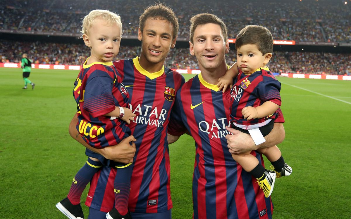 Naming babies after FC Barcelona stars: a global phenomenon