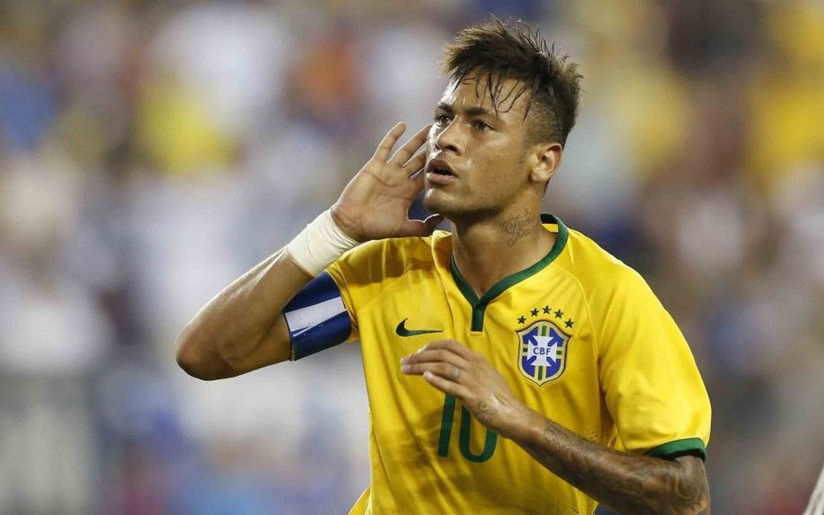 Neymar Jr and Dani Alves picked by Dunga for Brazil