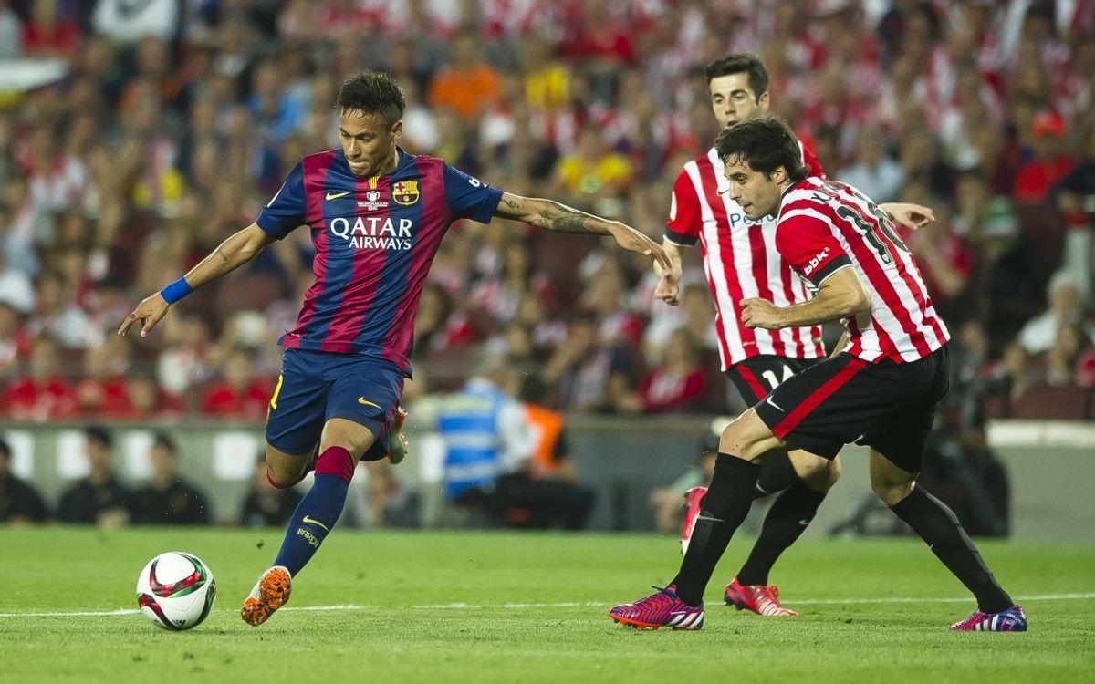Le FC Barcelone affrontera l'Athletic Club Bilbao en quart de finale de la Coupe du Roi