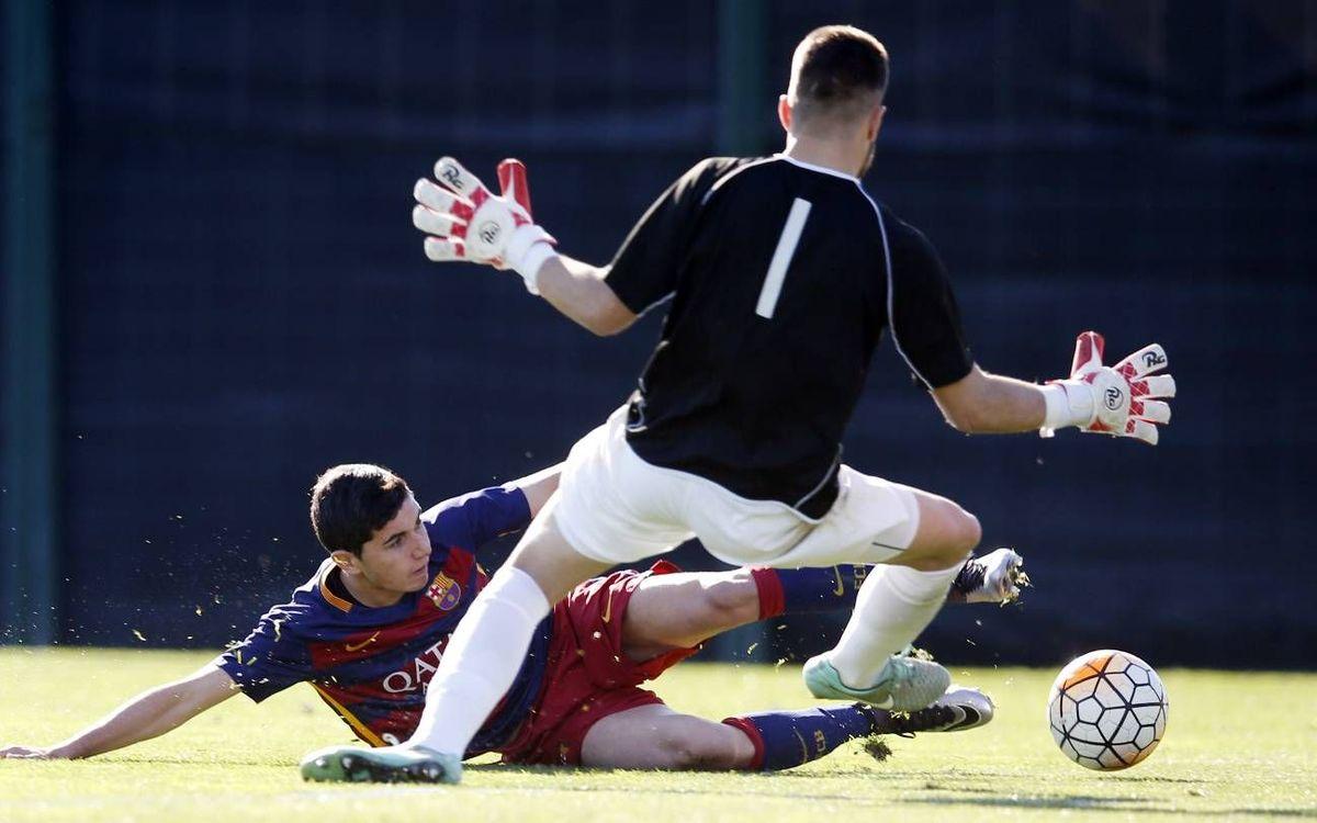 CD Manacor v FC Barcelona: Action packed draw (3-3)