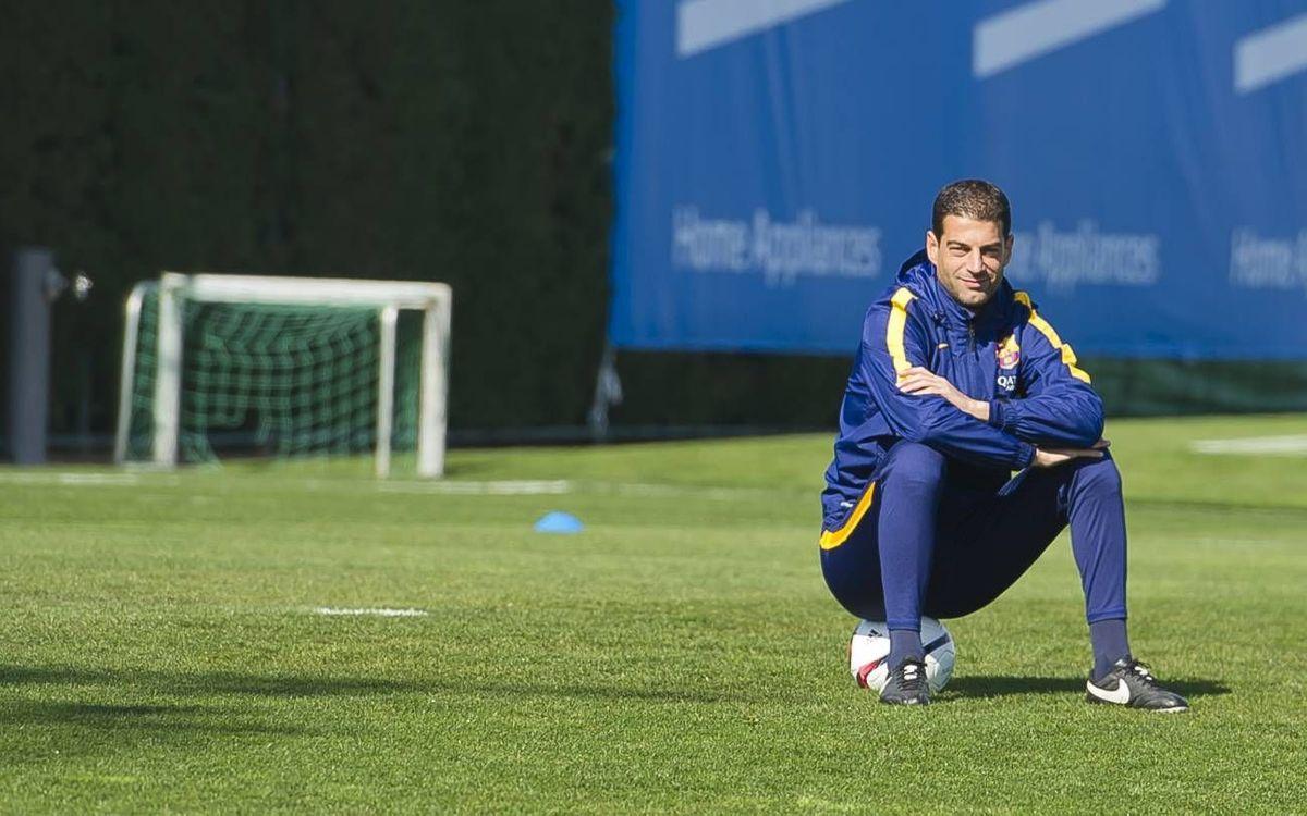 """Gerard López: """"Sabem que ens costarà i haurem de ser molt precisos per aconseguir la victòria"""""""