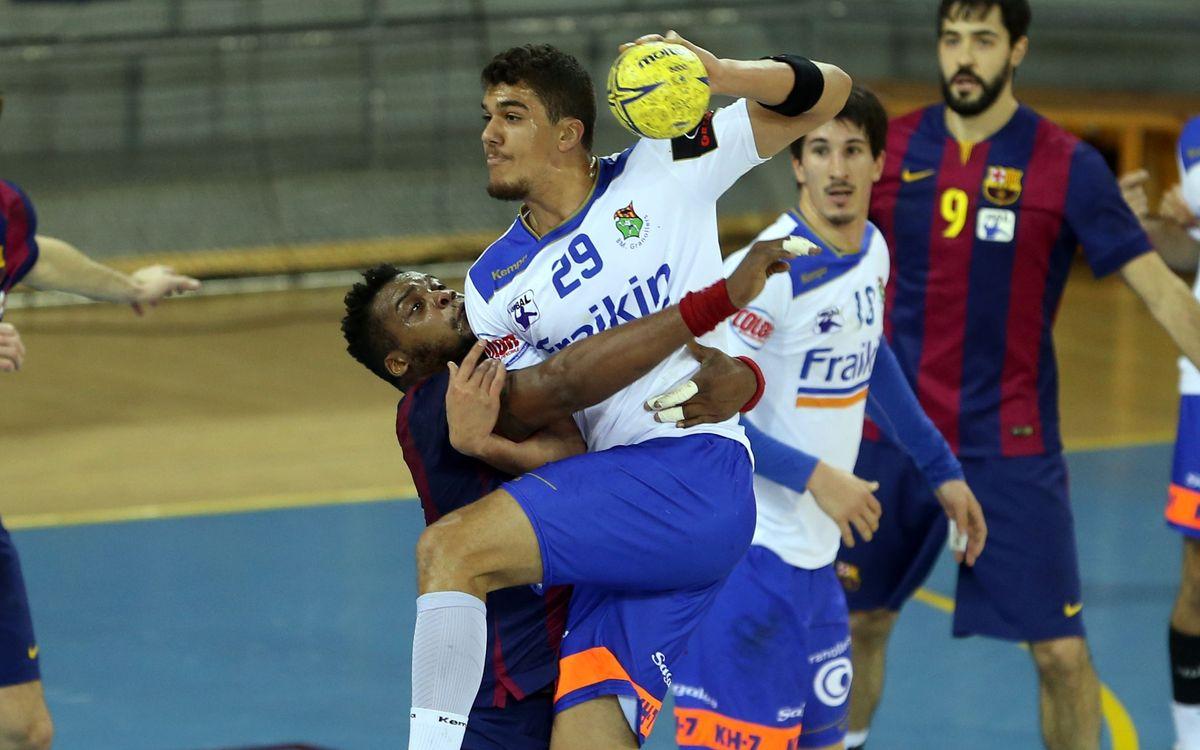 FCBarcelona Lassa - Fraikin BM Granollers: ¿Sabías que ...?