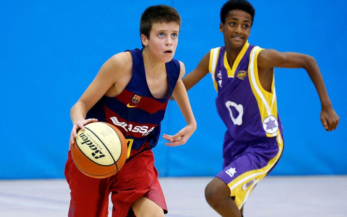 El repaso a la actualidad del baloncesto formativo azulgrana (semana 11)