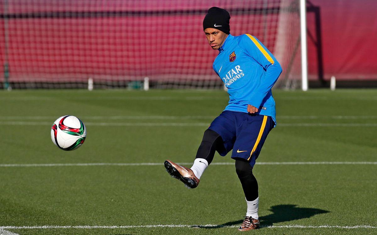 Neymar Jr groin injury confirmed