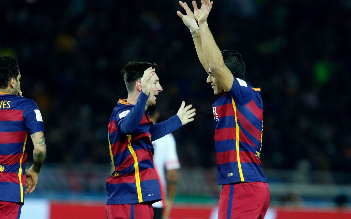 The five keys to FC Barcelona's Club World Cup final win