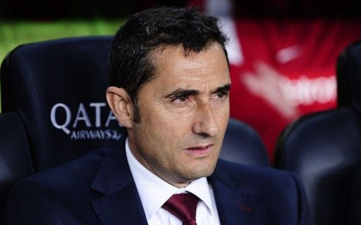 Athletic manager Valverde forced to make changes