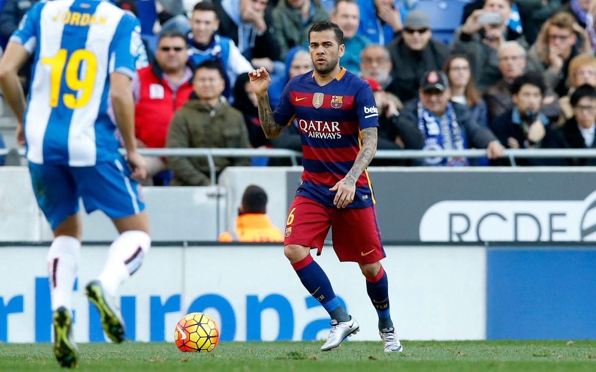 Comunicado del FC Barcelona sobre las posibles acciones de la AEPD contra Alves