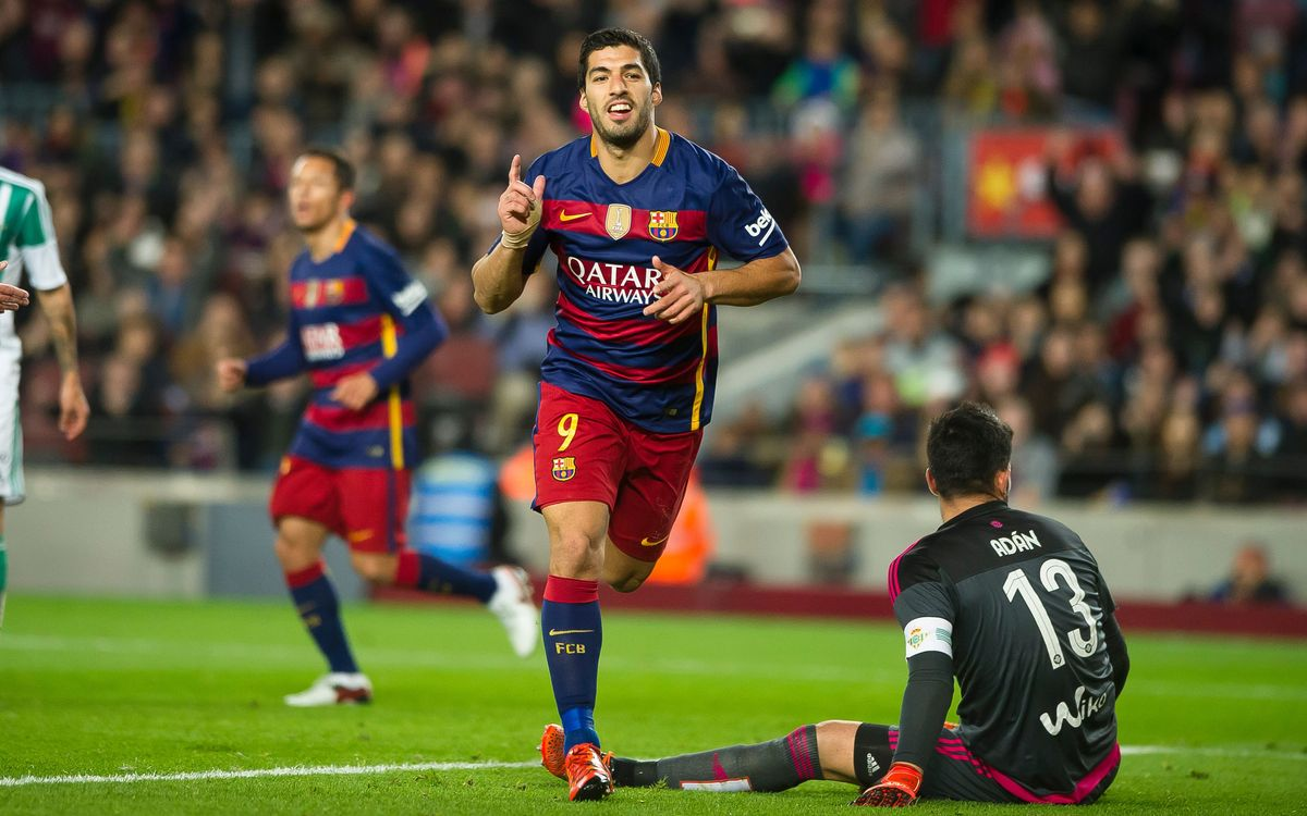 Luis Suárez ends 2015 as leading Liga goalscorer