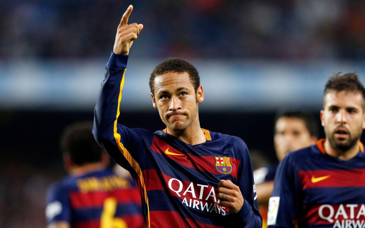 Neymar Jr, ganador del Samba de Oro por segundo año consecutivo