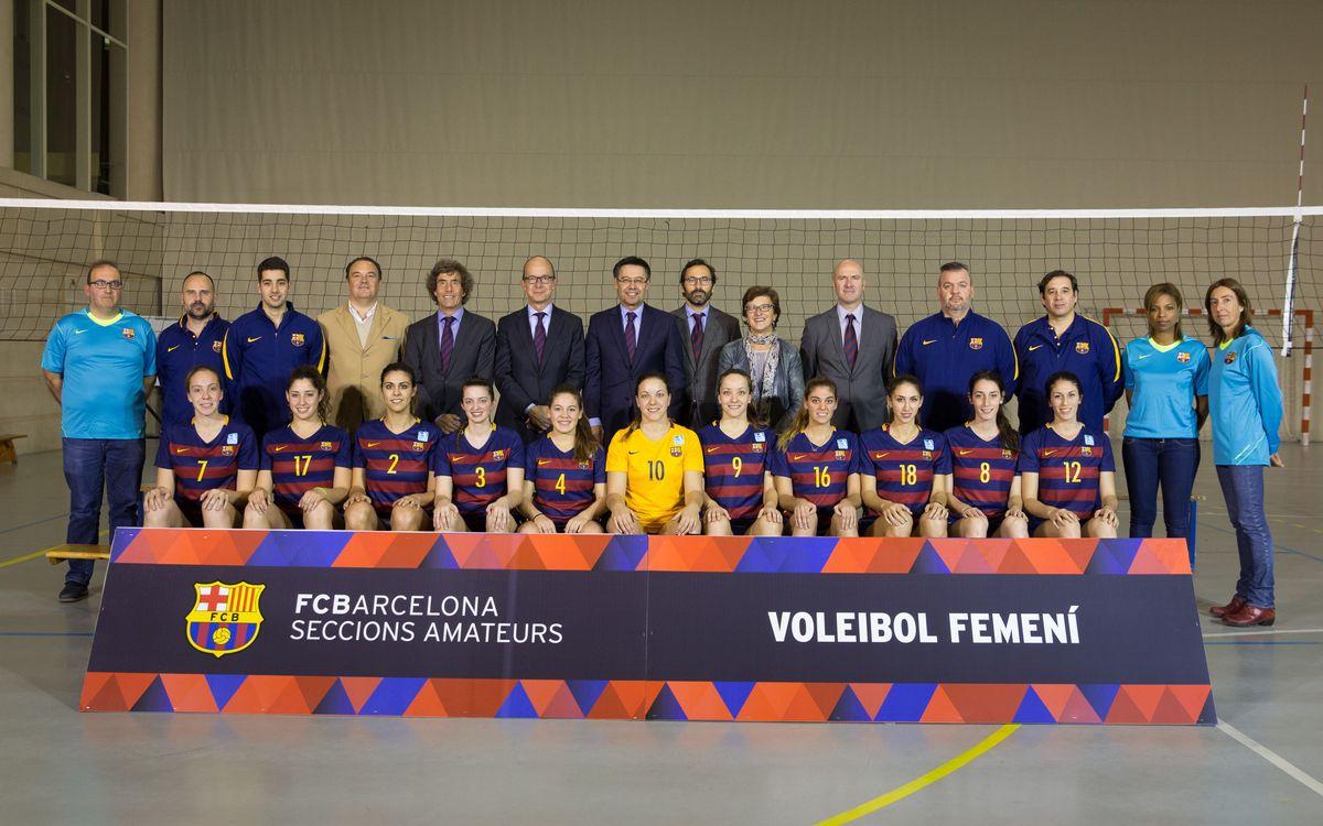 Ajustada derrota del voleibol femenino (2-3)