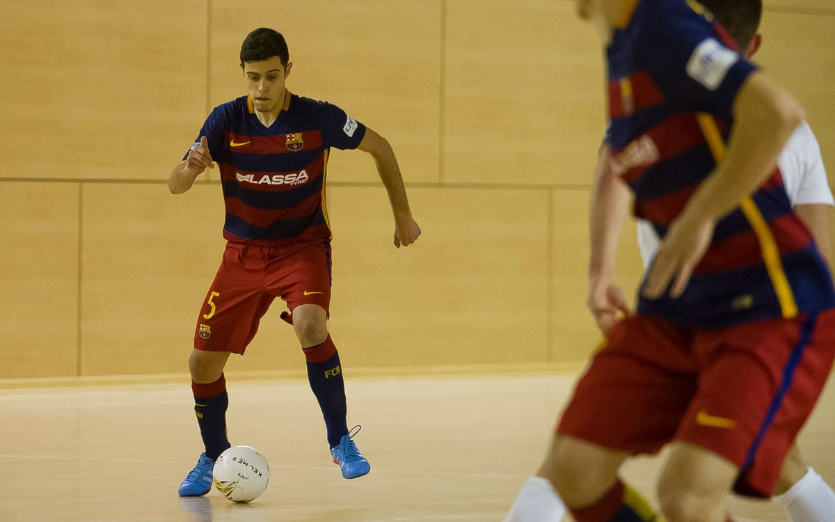FC Barcelona B 4 – Prone Lugo 1: Recuperen la tercera plaça