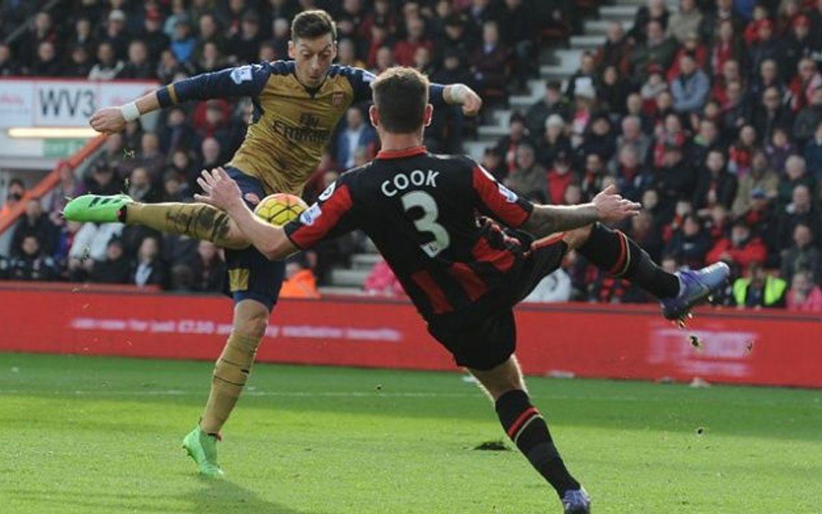 El Arsenal avanza en la FA Cup pero pierde terreno en la Premier
