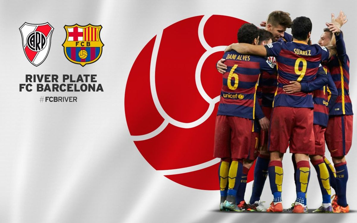 Match Preview: FC Barcelona v River Plate