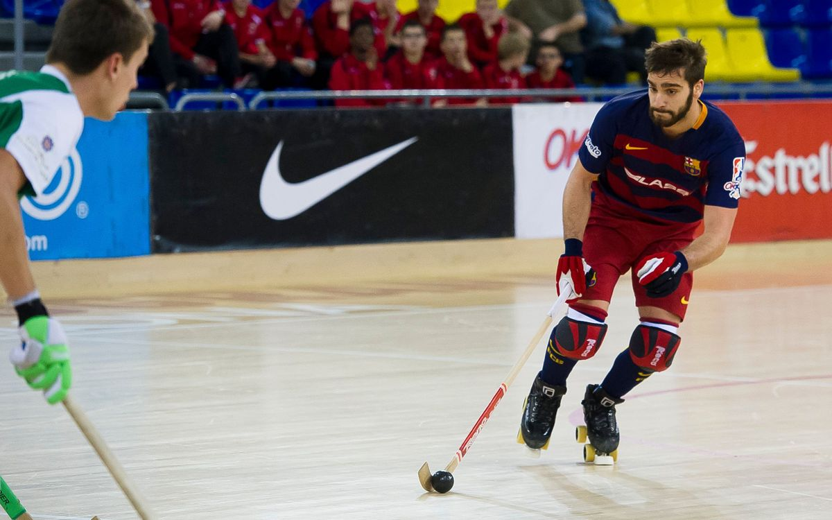 Eduard Lamas, cuatro meses de baja por lesión