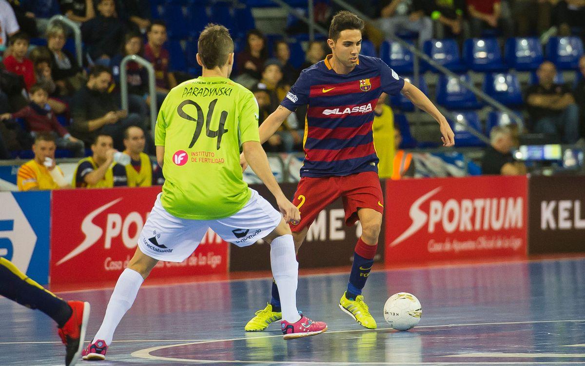 FC Barcelona Lassa - Elche CF: Buscando la 12ª victoria en la LNFS