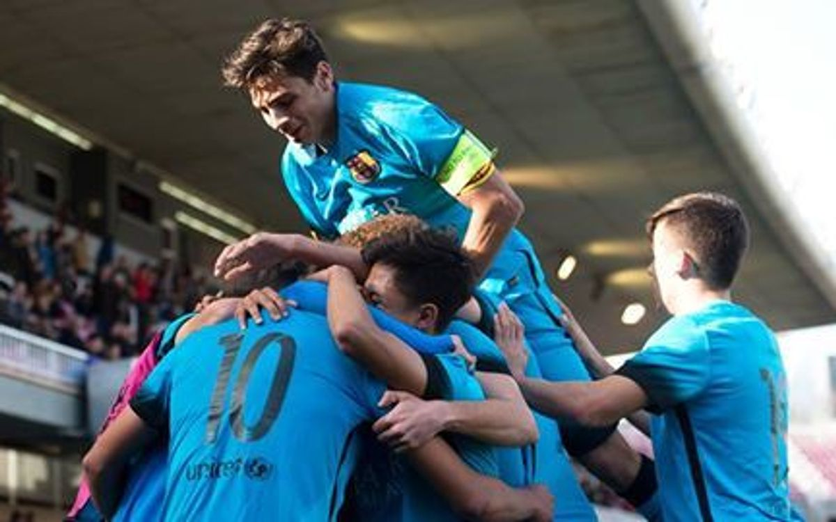 RSC Anderlecht - FC Barcelona: Revancha europea con la final four de Nyon en el horizonte