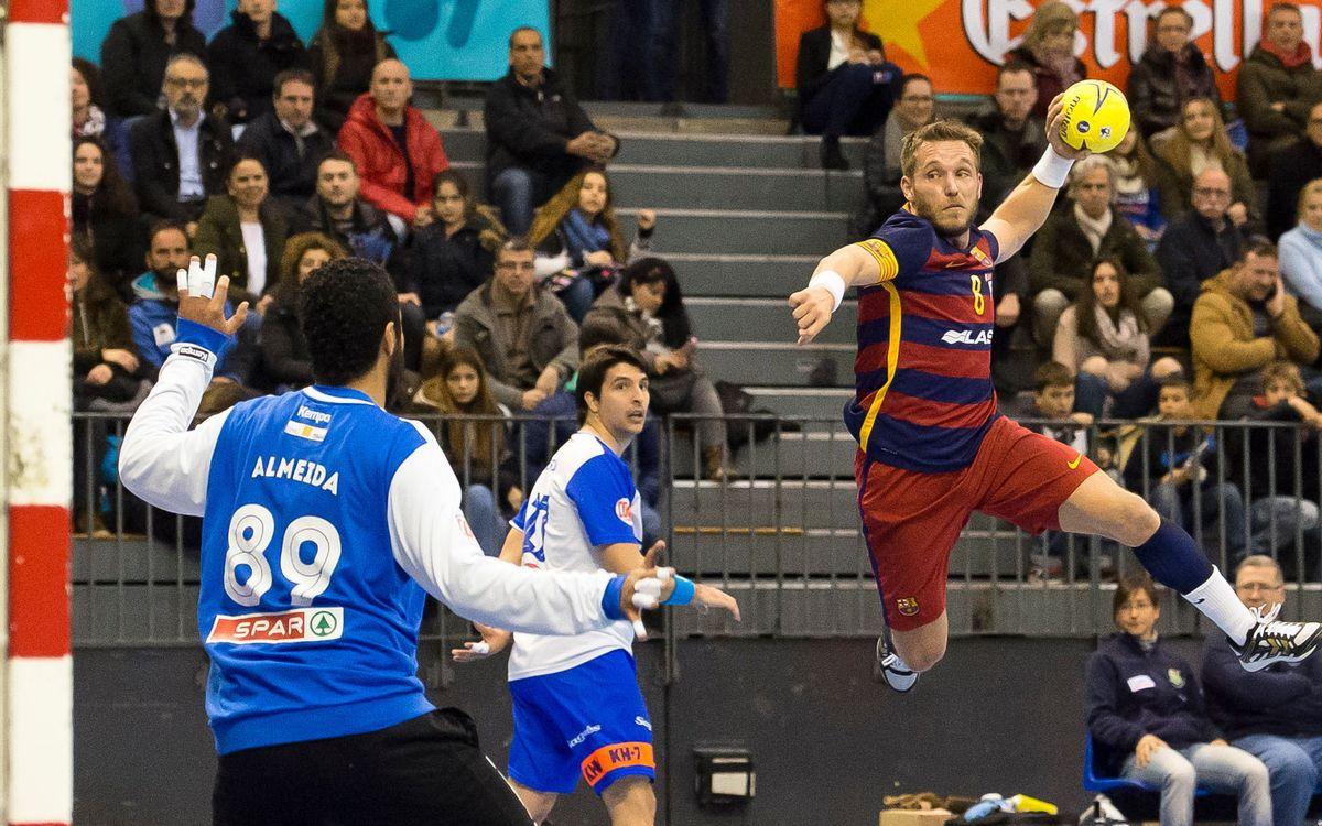 FC Barcelona Lassa – Fraikin BM Granollers: Volen rematar la feina