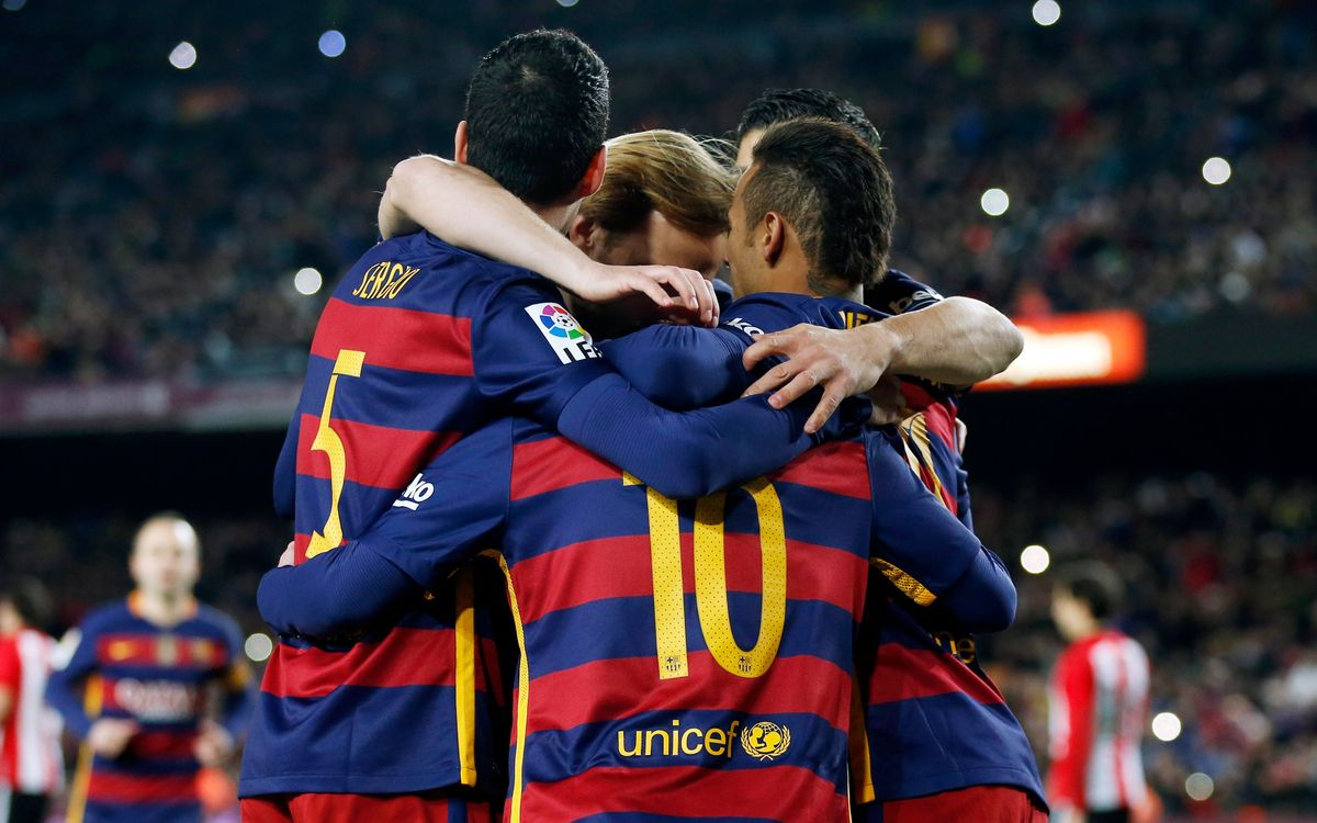 FC Barcelona in good shape for two key clashes at Camp Nou this week