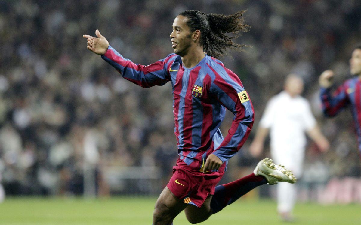 Els millors vídeos de Ronaldinho