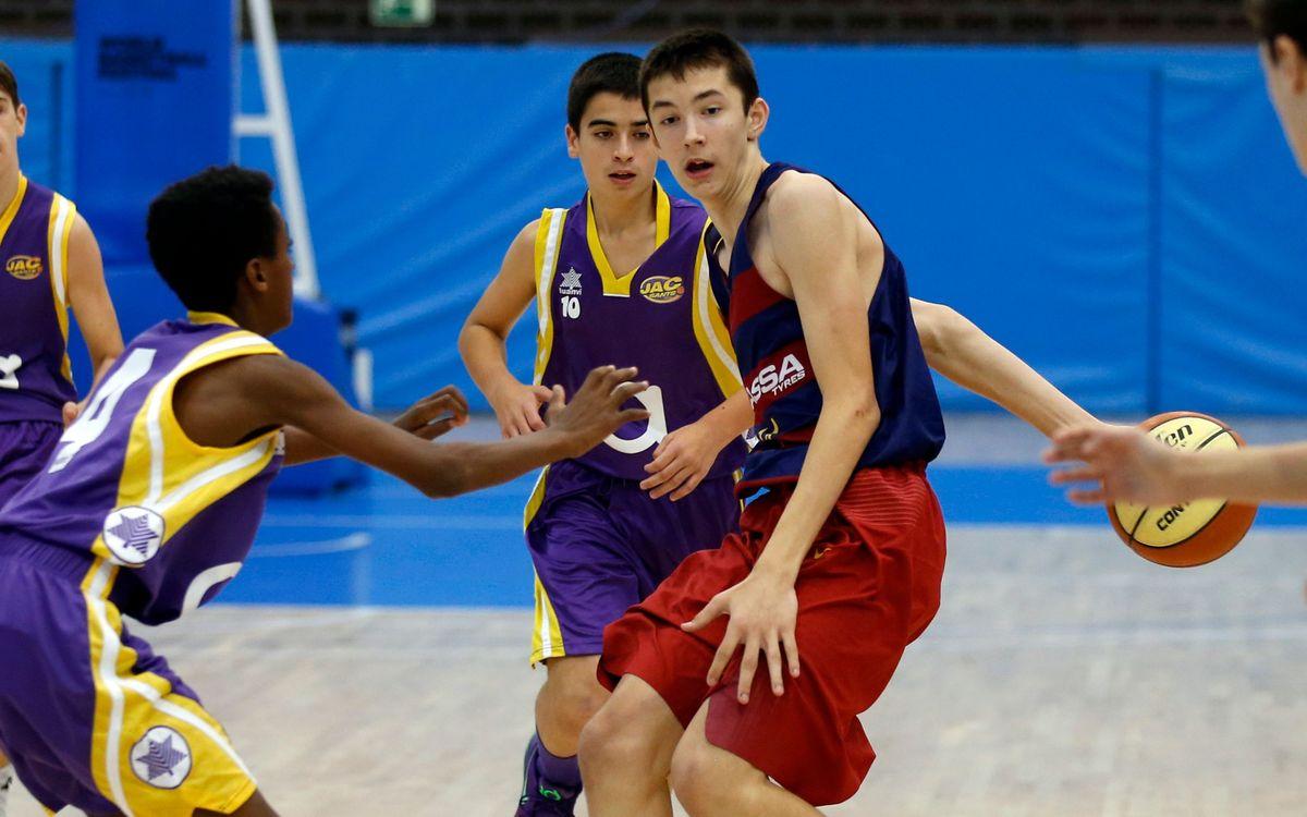 El repàs a l'actualitat del bàsquet formatiu blaugrana (setmana 19)