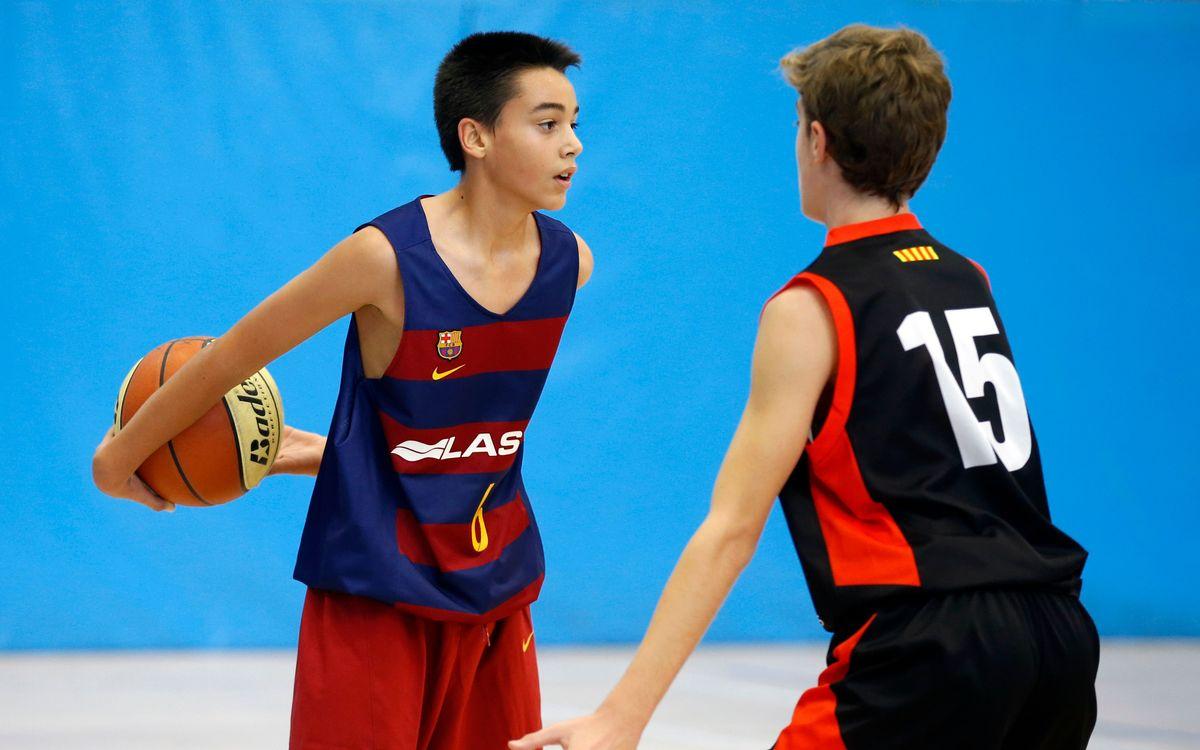 El repàs a l'actualitat del bàsquet formatiu blaugrana (setmana 17)