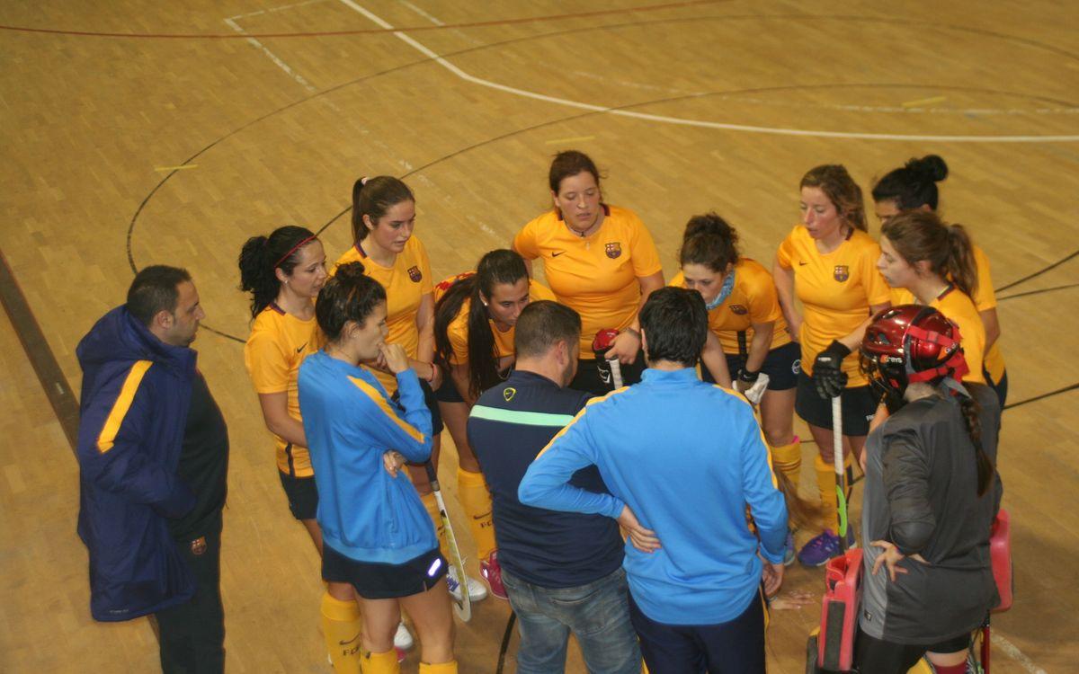 El Barça, presente en el Campeonato de España femenino de hockey sala